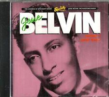 JESSE BELVIN - The Blues Balladeer -  CD - BRAND NEW