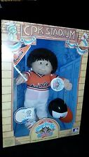 1986 Coleco Cabbage Patch Kids All Stars Major League Baseball Orioles Doll MIB