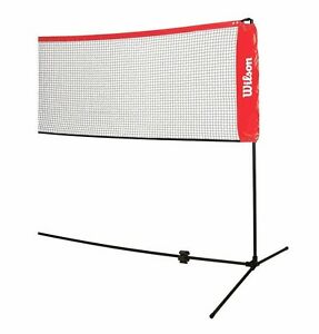 Wilson Starter EZ Mini 3m Net for Tennis or Badminton