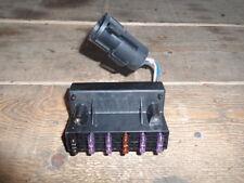 Porte 6 fusible boîte a gants DBC 3790 pour JAGUAR DAIMLER XJ40 de 1986 a 1992