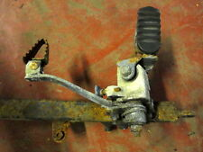 Cagiva Elefant 750 1987 Brake Pedal Lever , Used Motorcycle Part