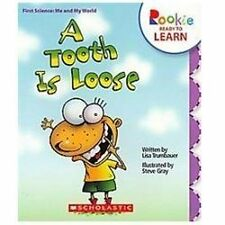 A Tooth Is Loose (Brand New Leveled Reader Paperback) Lisa Trumbauer