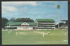 ST GEORGE'S PARK CRICKET GROUND -- SOUTH AFRICA OFFICIAL TCCB  POSTCARD No. 11.