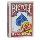 STRIPPER BICYCLE RED DECK GAFF TAPERED PLAYING CARDS USPCC CONTROL MAGIC TRICKS
