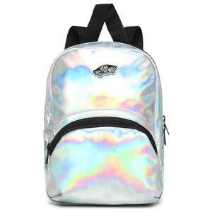 Vans Gettin IT Mini Backpack- Pearl Iridescent
