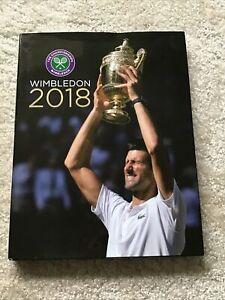 Wimbledon 2018, Paul Newman, Used The Championships. Tennis