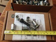 Thread insert M8 steel blind hole 250 per box 2 boxes