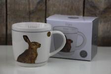The Leonardo Collection - Kaffee Becher / Tasse - Hase - Waldtiere - 350 ml