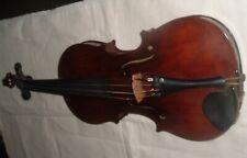 Antique Estate Violin , German by Mathias Neuner, Geigenmacher in Mittenwald