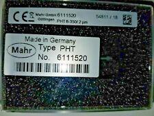 NEW Mahr 6111520 PHT-350/5 um Surface Tester Probe