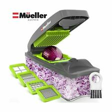 Mueller Onion Chopper Pro 4 Deluxe Blade Set - New in Box Weekly Special