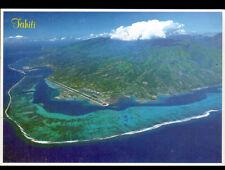 FAAA & PUNAAVIA (POLYNESIE) AEROPORT en vues aériennes