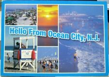 New Jersey Printed Collectable USA Postcards