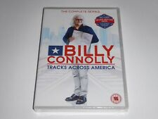 Billy Connolly - Tracks Across America: The Complete Series NEW / SEALED UK DVD