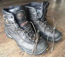 Zamberlan 996 Vioz Lux Gore-Tex RR Black Mens 9.5 Mountaineering Boot Women 10H
