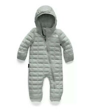 The North Face Infant Bunting Winter Snow Suit Gray 3-6 months Boy/Girl
