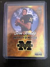 Tom Brady Custom Rookie Card Nice Display Card New England Patriots Buccaneers