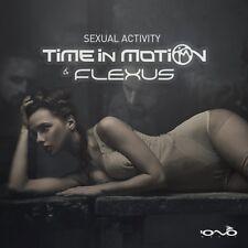 Sexual Activity - Time In Motion & Flexus (2013, CD NEU)