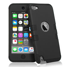 Tough Heavy Duty Case for Apple iPod Touch 6 6th 5 5th Gen 5G Protective Cover
