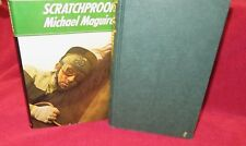 SCRATCHPROOF ~ Michael Maguire. Racetrack Thrillr Vintage 1st HbDj 1977  in MELB