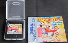 Sega game gear desert speedtrap