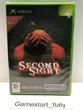 SECOND SIGHT - XBOX - GIOCO NUOVO SIGILLATO NEW SEALED PAL VERSION