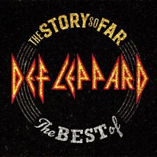 DEF LEPPARD THE STORY SO FAR...THE BEST OF CD (Released 30th November 2018)