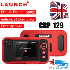 LAUNCH X431 CRP129 Creader VIII Auto Car Code Reader Diagnostic Scanner Tool UK