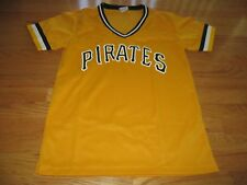 Vintage Pro-Knit Label - PITTSBURGH PIRATES (Youth XL) Jersey