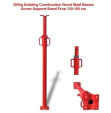 300kg Building Construction Wood Steel Beams Acrow Support Stand Prop 130-180 cm