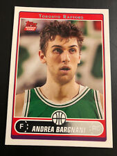 2006-07 Topps Andrea Bargnani Rookie RC #255 Raptors