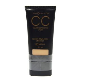 MAX FACTOR CC Colour Correcting Cream 30 ml (choose your shade)