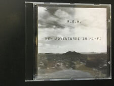 New Adventures in Hi-Fi by R.E.M. (CD, Sep-1996, Warner Bros.)