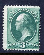 Bigjake: #158, 3 cent Washington