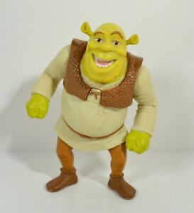 "2007 Ogre Shrek 5.75"" McDonald's Movie Action Figure #1 Shrek 3 the 3rd Third"