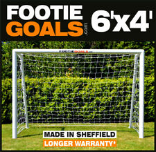 FOOTIE GOAL-  6'x4' GARDEN GOAL POST *free delivery* BUILT TO LAST