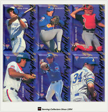 1995 Futera Australia Baseball Card ABL Gold Prospects Card Full Set (6)-Rare