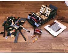 Lego Creator Expert 10242 Mini Cooper MK VII, rare arrêtée incomplète