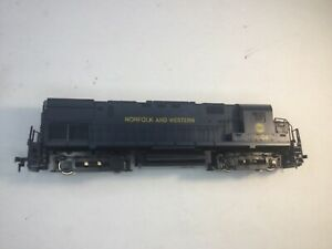 HO Atlas / Kato Norfolk & Western C-425 Diesel Locomotive #1003 Tested Runs! NR!