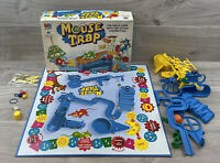 Vintage MB Games Mouse Trap Board Game 1999 Hasbro*****SPARES INCOMPLETE****