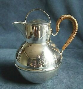 GOOD ~ SILVER Plated ~ JERSEY Jug ~ c1925