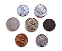 ✯ Old U.S. Coin Estate Collection ✯ Includes Silver! ✯ Rare Old US Coin Lot ✯