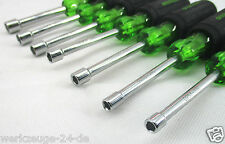 Cacciavite Esagonale Spina Nut Madre Dreher 7tlg 5-10mm Spina Nut Set