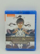 "The Legend of Korra: The Complete Series Blu-ray ""NEW"""