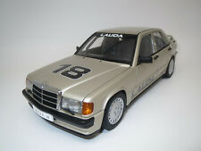 "AutoArt 88431  Mercedes-Benz 190E  (1984)  Nürburgring  ""Lauda  #18"" 1:18  OVP !"