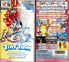 TINY TOON ADVENTURES - SUPER FAMICOM NINTENDO SNES JAP