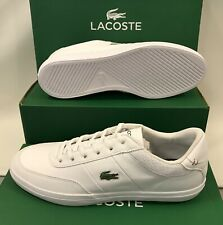Lacoste Court-Master 118 Men's Sneakers Trainers Shoes UK 8 EU 42 USA 9
