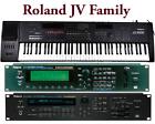 Most Sounds: Roland JV-1000 JV-880 JV-1010 JV-1080 JV-2080