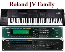 Most Sounds: Roland JV-1000 JV-880 JV-1010 JV-1080 JV-2080