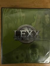 Lexx Premiere Season Official Dynamic Forces Binder